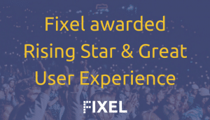 FinancesOnline names Fixel Rising Star & Great User Experience 2018