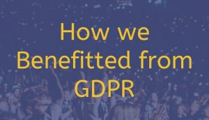 How we became the Only Company to Benefit from the GDPR