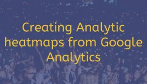 Easily creating Day/Hour heatmaps from Google Analytics